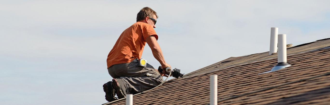 Our skilled workers will provide the best service repairing your roof.